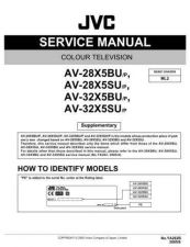 Buy JVC AV-28KH1BUF Service Manual by download Mauritron #279803