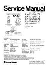 Buy Panasonic KX-TCD280SPF----- Manual by download Mauritron #300107