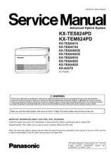 Buy Panasonic KX-TE82491X Manual by download Mauritron #300366