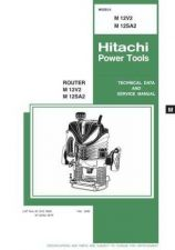 Buy Hitachi M8 Tool Service Manual by download Mauritron #320063