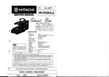 Buy Hitachi TK-3057E Service Manual by download Mauritron #286379