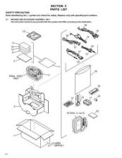 Buy JVC GR-DVL805U_part Service Manual by download Mauritron #274220