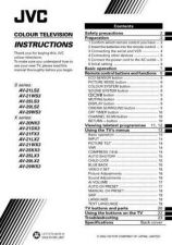 Buy JVC AV-21D83-1 Service Manual by download Mauritron #279598