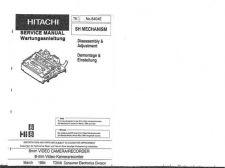 Buy Hitachi SHMech Service Manual by download Mauritron #286202
