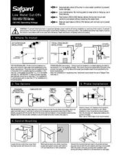 Buy Honeywell safgard550 manual Operating Guide by download Mauritron #317059