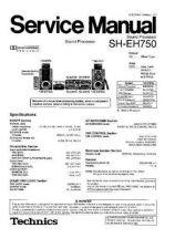Buy Sharp SH-EH750 Manual by download Mauritron #298548