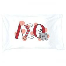 Buy Delta Sigma Theta Logo Pillowcase