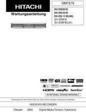 Buy Hitachi DVC605U Service Manual by download Mauritron #289853