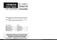 Buy Hitachi YK-0428FE Service Manual by download Mauritron #287523
