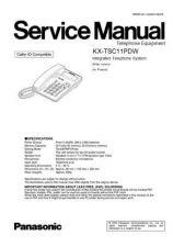 Buy Panasonic KX-TS500PDW=-==- Manual by download Mauritron #300678