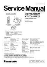 Buy Panasonic KX-TCA122EXS[[[[[[[[[[[[[[] Manual by download Mauritron #299724