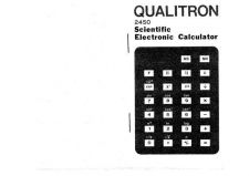 Buy Qualitron 2450 by download Mauritron #327804