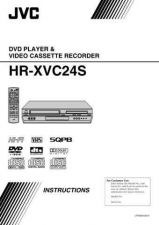 Buy JVC HR-XVC24S Service Manual by download Mauritron #281474