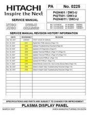 Buy Hitachi RAD-25NH4 Service Manual by download Mauritron #286087