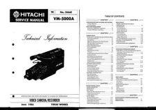 Buy Hitachi TK-2466E Service Manual by download Mauritron #286332