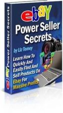 Buy EBAY POWER SELLER SECRETS - EBOOK MANUAL - W/RESELL RIGHTS - SUPER HOT ITEM