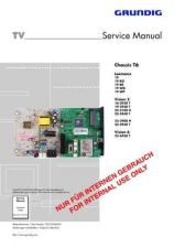 Buy Grundig T6 Chassis Service Manual by download Mauritron #330660