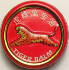 Buy 4g.RED TIGER BALM Travel Ointment Herb Medicine Relief Muscular Aches Pain Insec