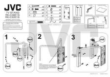 Buy JVC RK-C28E1S Service Manual by download Mauritron #283070