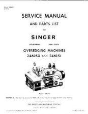 Buy Singer 24-71 Sewing Machine Operating Guide by download Mauritron #321371