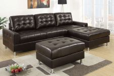 Buy New Arrival Sectional Sofa Furniture Sectional Couch Chaise 2 Piece Set #F7304