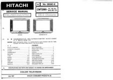 Buy Hitachi CMT-2985 Service Manual by download Mauritron #289053