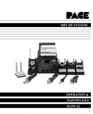 Buy Pace MBT250 by download Mauritron #314261