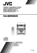 Buy JVC CA-MXKB25-6 Service Manual by download Mauritron #273935