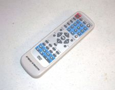 Buy PROTRON REMOTE CONTROL - AVION DP200 PD007 PD800 PD1100 DVD player spectroniq