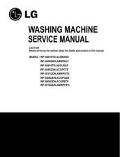 Buy LG LG-WF-S6610TD Manual by download Mauritron #305248