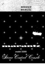 Buy MARANTZ 3200 by download Mauritron #320839