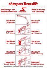 Buy Volkswagen T4 07 1990 SherpaTransliftManualandFittingInstructions.T4WM by download #3