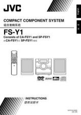 Buy JVC FS-Y1-6 Service Manual by download Mauritron #274111