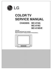 Buy LG MC-019A Manual by download Mauritron #305489