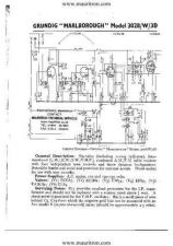Buy grundig 3028 am-fm radio 1956 sch by download Mauritron #331298