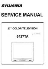 Buy Duraband 6427TA Service Manual by download Mauritron #330425