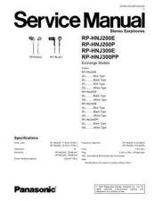 Buy Sharp RP-HNJ200E Manual by download Mauritron #298497