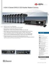 Buy Swann 1125ALPHA D03C6 BR221209 Instructions by download #336352