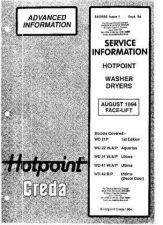 Buy Hotpoint WD-6x Operating Guide in by download Mauritron #320152