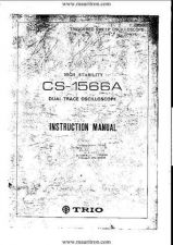 Buy Trio CS1566A Combined by download Mauritron #328986