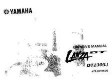 Buy Yamaha 4TP-28199-20 Motorcycle Manual by download #334337