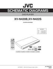 Buy JVC XV-N420B by download Mauritron #273782