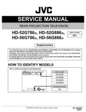 Buy JVC HD-56G786-C by download Mauritron #281098