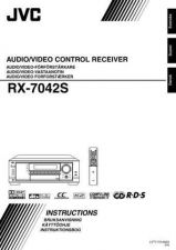 Buy JVC RX-7042S-4 Service Manual by download Mauritron #283220