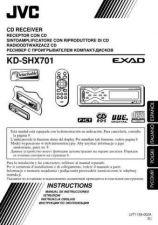 Buy JVC KD-SHX701-3 Service Manual by download Mauritron #282266