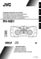 Buy JVC RV-NB1-11 Service Manual by download Mauritron #276436