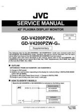 Buy JVC GD-V4200PZW Manual by download Mauritron #279063