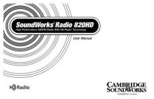 Buy Cambridge Soundworks A2gk2X9iquL User Guide by download #334598