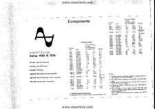 Buy Armstrong 400 and 500 series by download Mauritron #328119