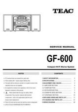 Buy Teac GF-450K7 Service Manual by download Mauritron #319399